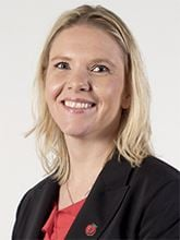 Minister for the Elderly and Public Health Sylvi Listhaug
