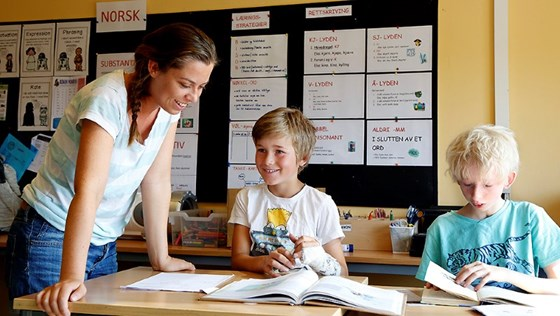 UIT - Videreutdanning i Norsk 1-7 for Lærere