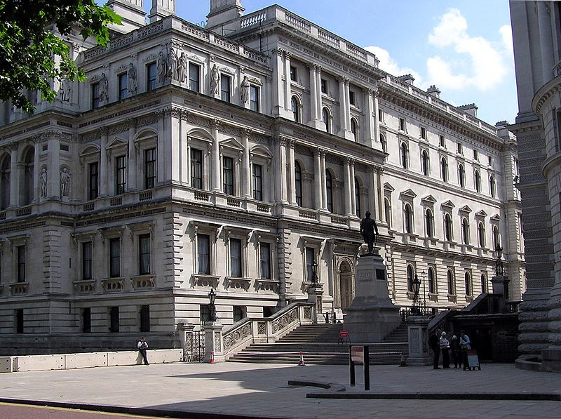 Foreign Office London