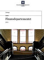 Strategi for Finansdepartementet 2013-