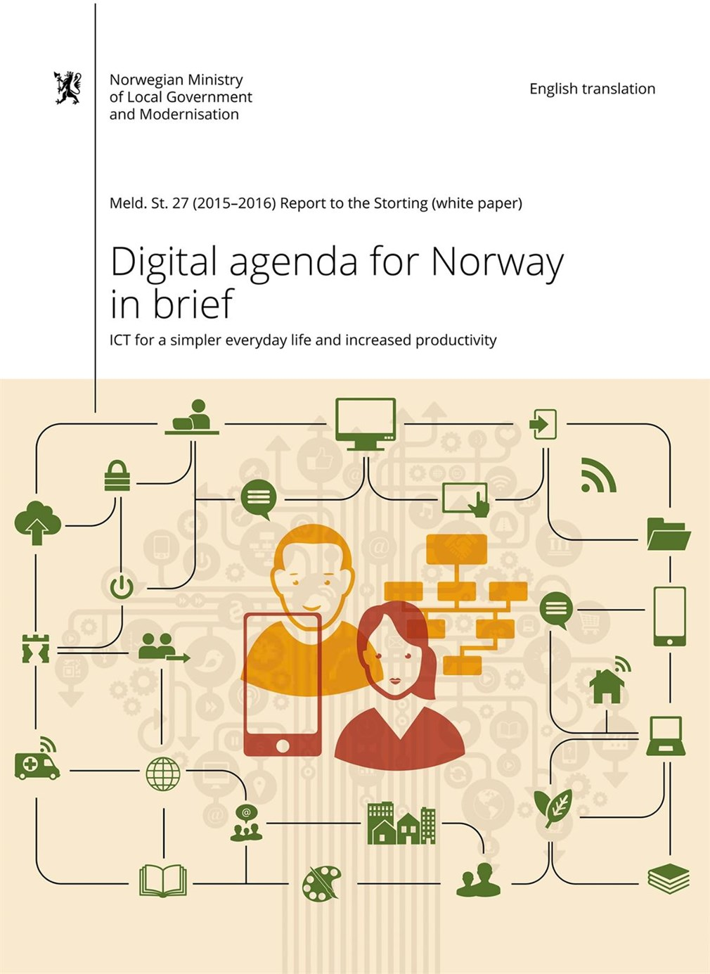 digital agenda for norway in brief