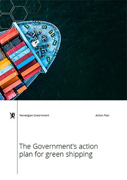 The Government's action plan for green shipping