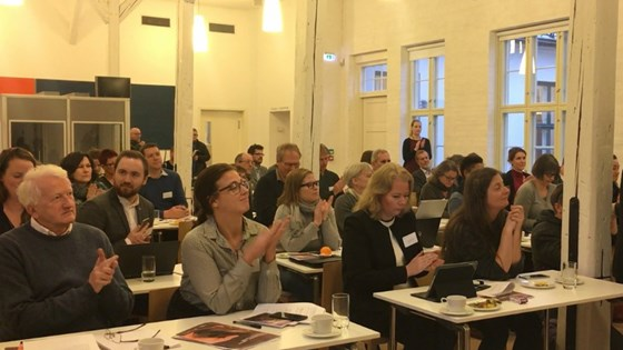 Audience during the seminar.