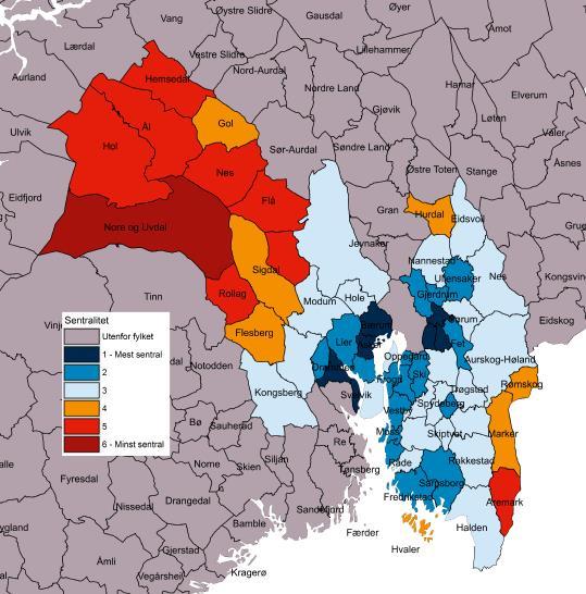 Regionale Utviklingstrekk 2018 Regjeringen No