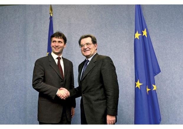 Statsministeren er dating EP 17