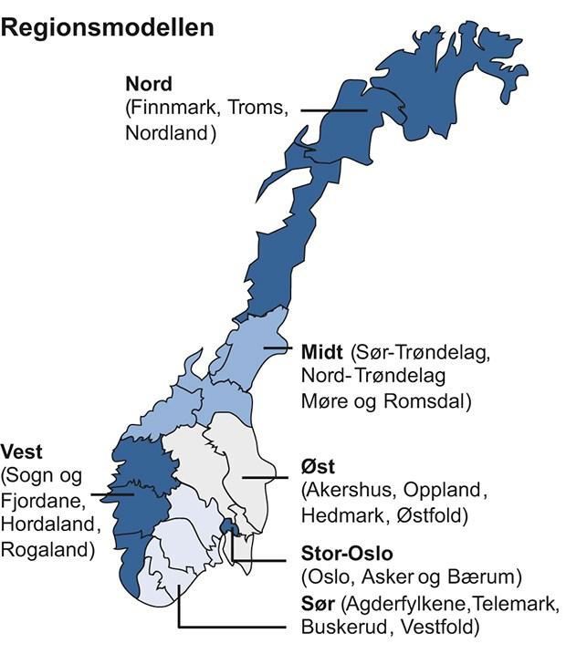 hvordan a handtere uformelle relasjoner nordland