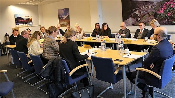 EEA Joint Committee 23 March 2018 (Photo: EFTA)