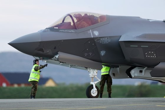 According to the plan, Norway will receive six new F-35s every year until 2024.
