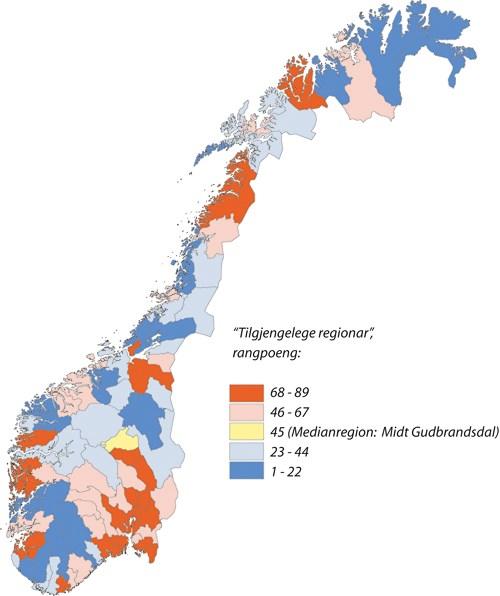 kart med fylkesgrenser St.meld. nr. 25 (2004 2005)   regjeringen.no kart med fylkesgrenser