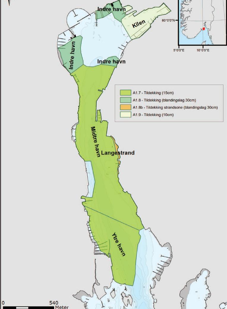 kart sandefjordsfjorden Sandefjord får en renere fjord   regjeringen.no kart sandefjordsfjorden