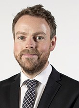 Minister of Education and Research  Torbjørn Røe Isaksen