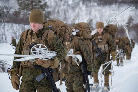 Bitiske og amerikanske soldater må returnere hjem.