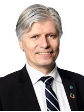 Minister of Climate and Environment Ola Elvestuen
