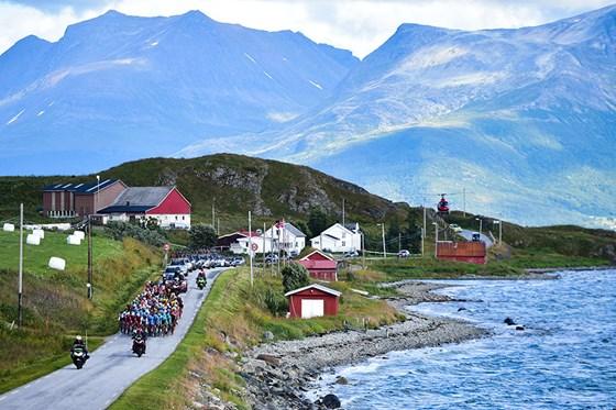 Statskog utvider samarbeidet med sykkelrittet Arctic Race of Norway med tre nye år.