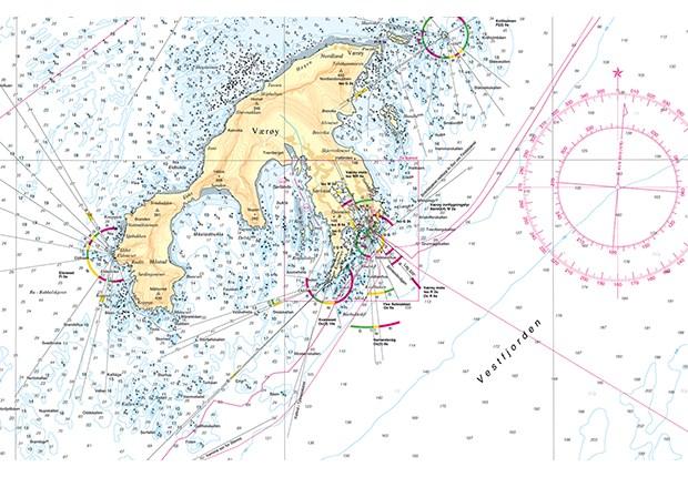kart over røst NOU 2013: 8   regjeringen.no kart over røst