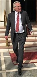 Tor Wennesland in Cairo.