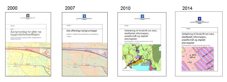 kart og planforskriften Det offentlige kartgrunnlaget (DOK)   regjeringen.no kart og planforskriften