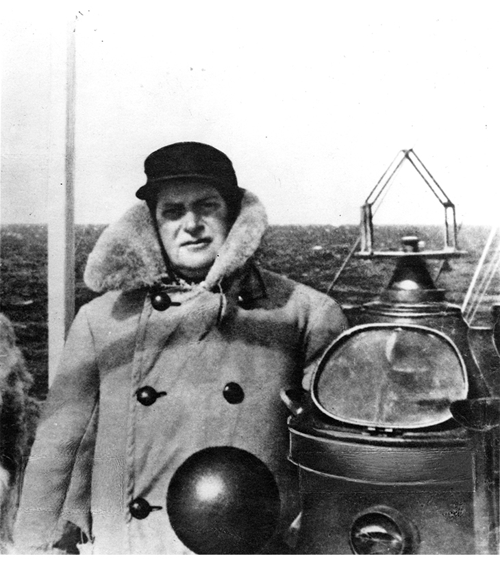 Figure 3.8 Consul Lars Christensen, whaleship owner and nation builder. Christensen financed all the Norwegian scientific expeditions of this period. These activities would underpin Norway's sovereignty claims.