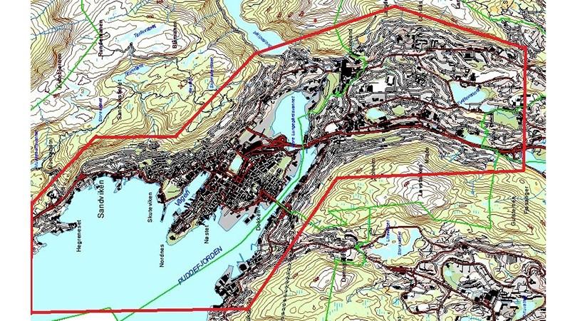 Groovy Bergen: Bærekraftig og attraktiv fortetting - regjeringen.no LB-86