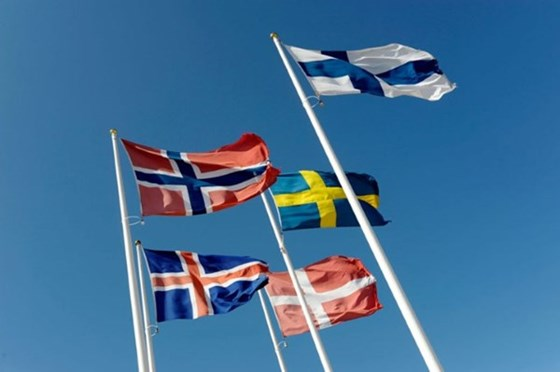 The Nordic defence ministers will be meeting in Bergen, Norway, April 10.-11.
