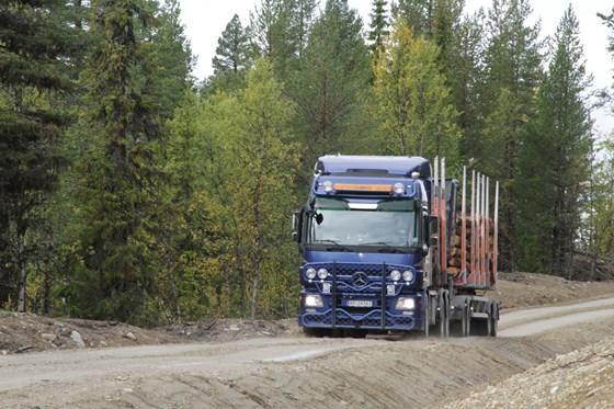 Fylkesmannen har gjennomført en tilstandsregistrering av skogsbilvegnettet i Hedmark.