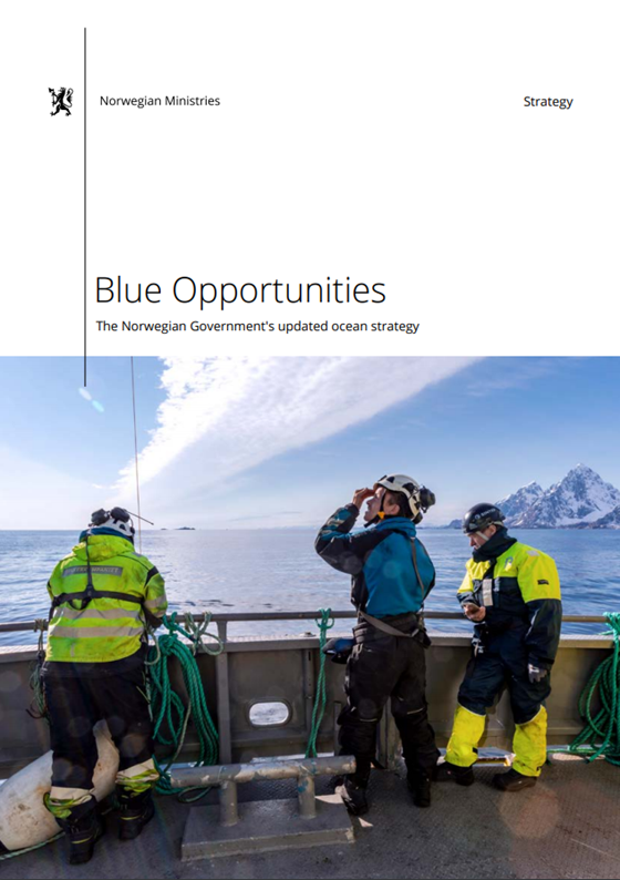 The Norwegian Government's updated ocean strategy