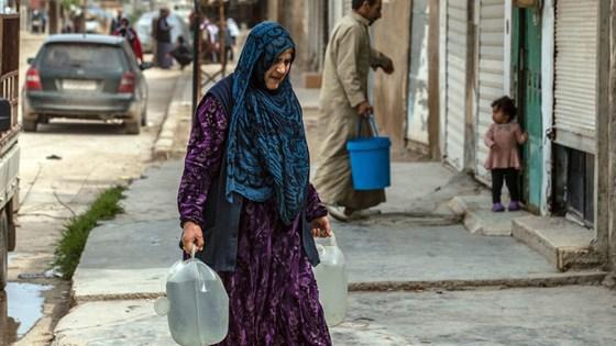 Situasjonen i Syria var på dagsorden i Sikkerhetsrådet.  Foto: FN