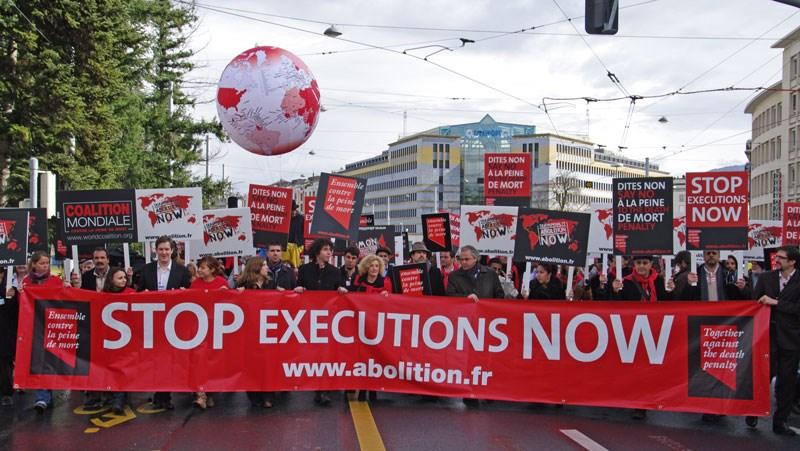 Over 1300 deltakere er ventet til Oslo til  den sjette Verdenskongressen mot dødsstraff. Foto: ECPM