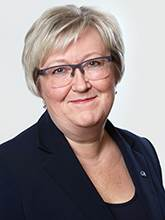 Minister of EEA and EU Affairs Elisabeth Vik Aspaker