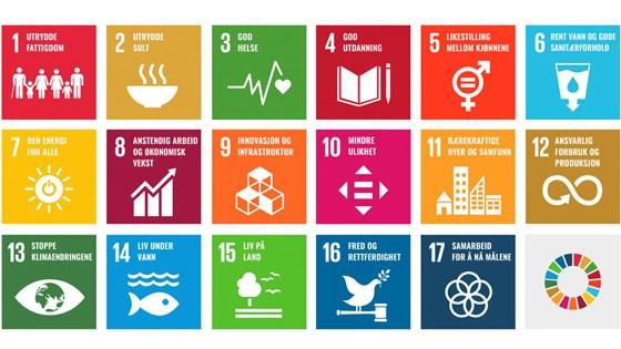 FNs bærekraftsmål - regjeringen.no