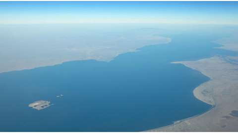 Oil has been discovered in Turkana, Lake Turkana in Kenya. Photo: Wikipedia.org