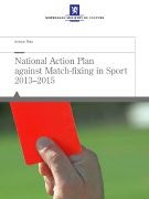 National Action Plan against Match-fixing in Sport 2013-2015