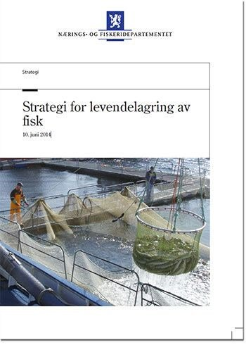 Strategi for levendelagring av fisk