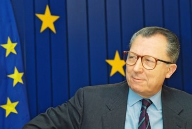 Jacques Delors. Foto: European Commission Audiovisual Service
