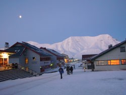 Longyearbyen, Photo: Heidi Eriksen, Ministry of Agriculture and Food