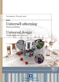 Download Universal design : Clarification of the concept (pdf)
