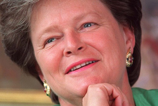 Gro Harlem Brundtland. Foto: Scanpix