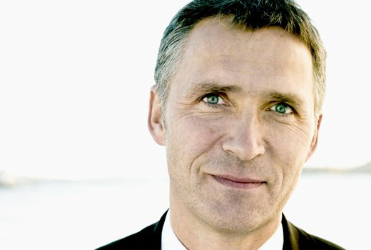 Jens Stoltenberg. Photo: SMK