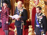 The King's Speech at the formal opening of the Storting