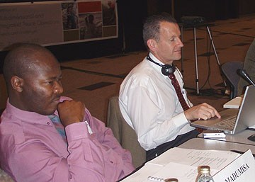 Seminar in Johannesburg 20-21 September 2007